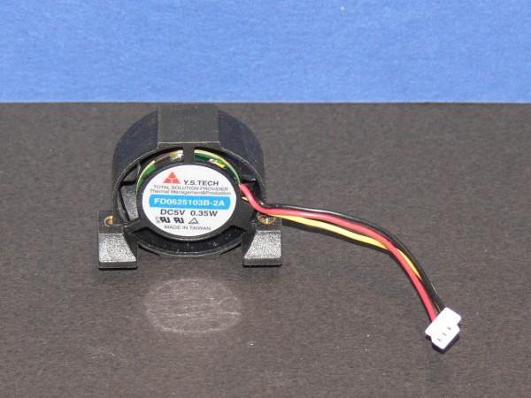 Y.S.Tech DC brushless fan 25x25x10mm Lüfter FD0525103B-2A neu