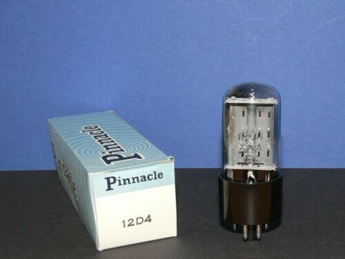 PINNACLE 12D4 Damper, booster, flyback Diode Röhre Tube neu in OVP